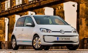 Rent a Car in Andros VW UP